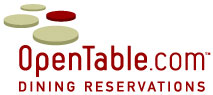 Open Table Dining Reservations